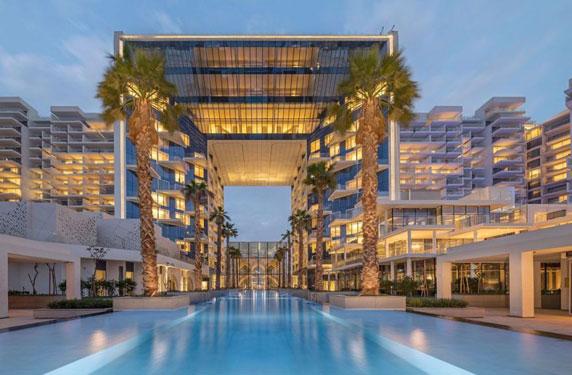 تعرف على أفخم المنازل الموجودة ببعض فنادق دبي !