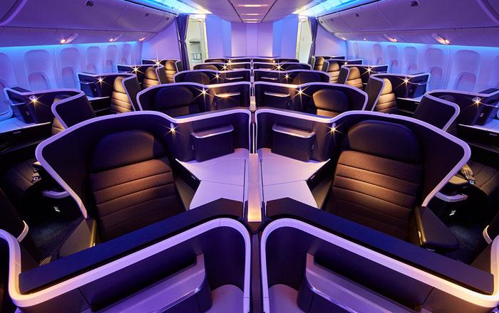 تعرف على أفضل شركات الطيران التي تقدم تجربة سفر فخمة لركابها