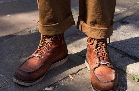 أفضل أحذية العمل الرجالية التي يمكن شرائها في 2017