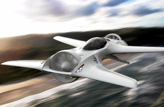 ابن أخ مخترع سيارة DeLorean الطائرة يكشف عن مفاجأة .. ما هي !