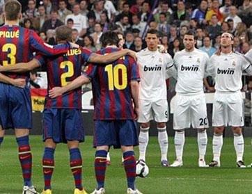"""أسعار تذاكر مباراة الكلاسيكو بين """"ريال مدريد"""" و""""برشلونة"""""""