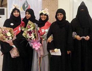 """من هي الفائزة بلقب """"سيدة الأخلاق"""" في السعودية؟"""