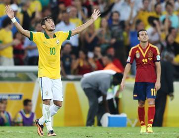 البرازيل متفوّقة على إسبانيا منذ 79 عاماً!