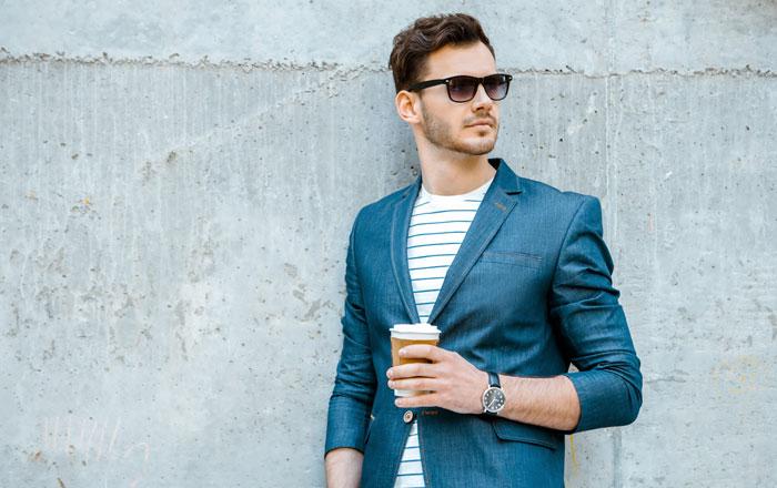 نظرة على صيحات الأزياء الرجالية لربيع وصيف 2018
