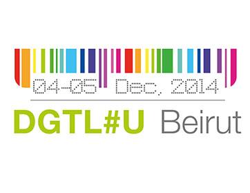 إنطلاق مؤتمر DGTL#Uفي 4 و5 ديسمبر 2014