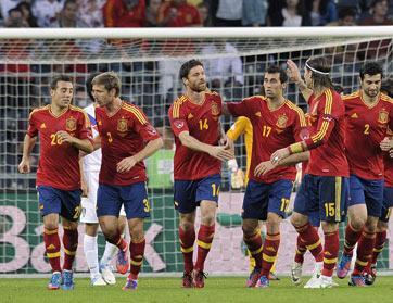 إسبانيا تواصل صدارتها للتصنيف العالمي والجزائر الاولى عربيا