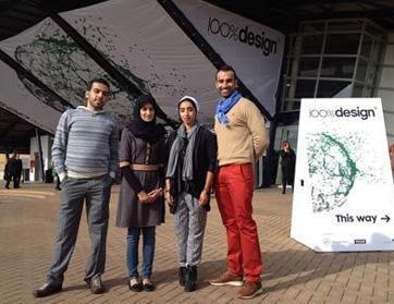 أربعة مصممين إماراتيين يشاركون في برنامج درب التصميم للمحترفين