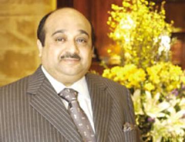 رجل الأعمال محمد بن عيسى الجابر