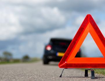 الأخطاء الخمسة التي تسبب الحوادث المرورية