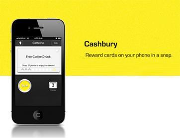 Cashbury: تؤمن بطاقات الولاء لمنتجاتكم