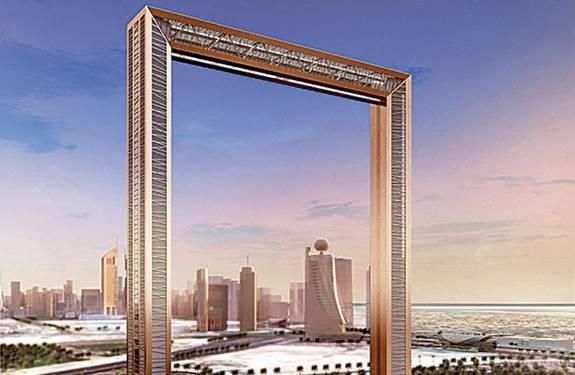 """افتتاح """"برواز دبي"""" بدءً من شهر نوفمبر القادم"""