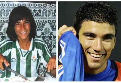 صور للاعبي كرة القدم في صغرهم