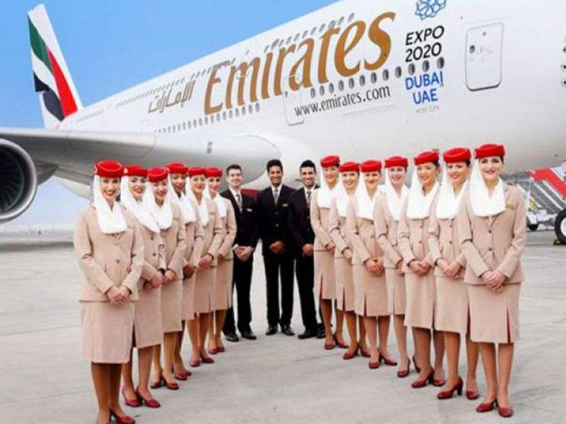طيران الإمارات ضمن قائمة الأكثر أماناً لعام 2019