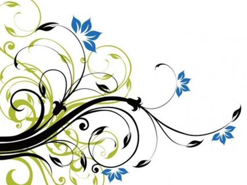 زخرفة نباتية