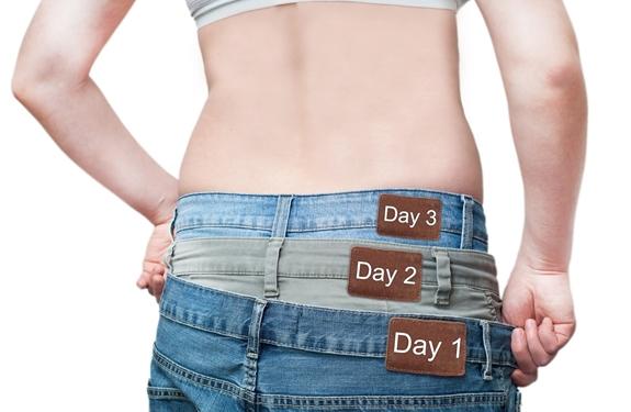 طرق إنقاص الوزن بسرعة