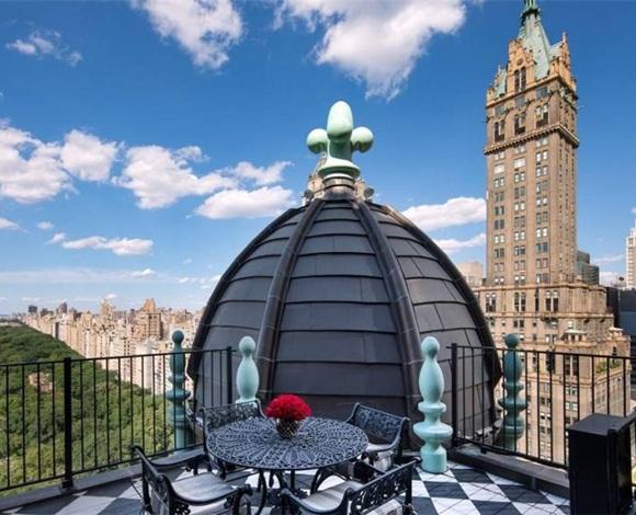 قلعة في السماء: اسم يليق بهذه الشقة الموجودة في نيويورك