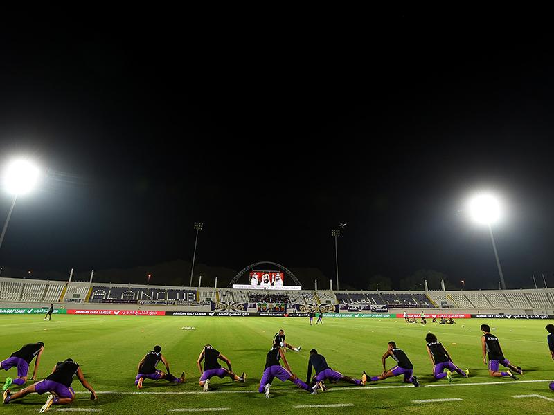 ملاعب الإمارات ذات المواصفات العالمية جاهزة لاستقبال مباريات كأس آسيا 2019