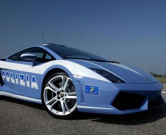 سيارات خارقة من لامبورجيني مُخصصة للشرطة فقط... إليك تفاصيلها