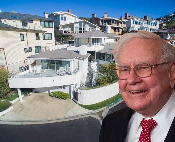 نظرة على منزل وارين بافيت المعروض للبيع بـ 11 مليون دولار