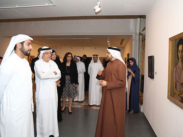 متحف الشارقة للفنون يستضيف معرضًا لأعمال من الفن العربي الحديث والمعاصر
