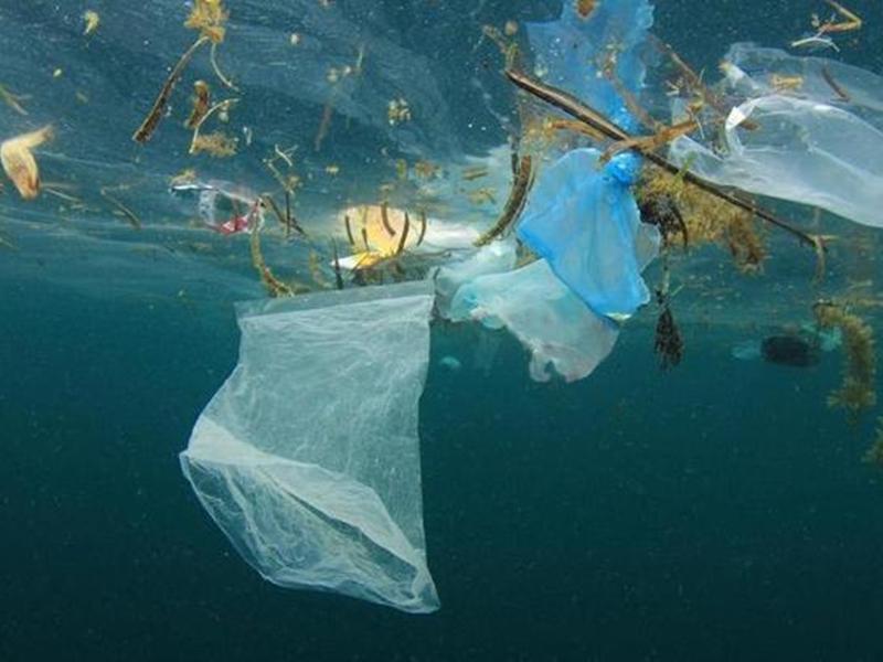 """هذه هي الأداة الغريبة التي تنظف """"منطقة النفايات العظيمة"""" بالمحيط الهادي"""