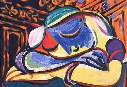 أعمال بيكاسو علامة فارقة في الفن المعاصر وبأرقام فلكية Ra2ed