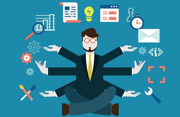 خطوات إدارة المشاريع