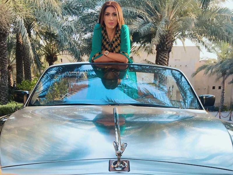 نادي السيارات الخارقة النسائي يجتمع لأول مرة في دبي