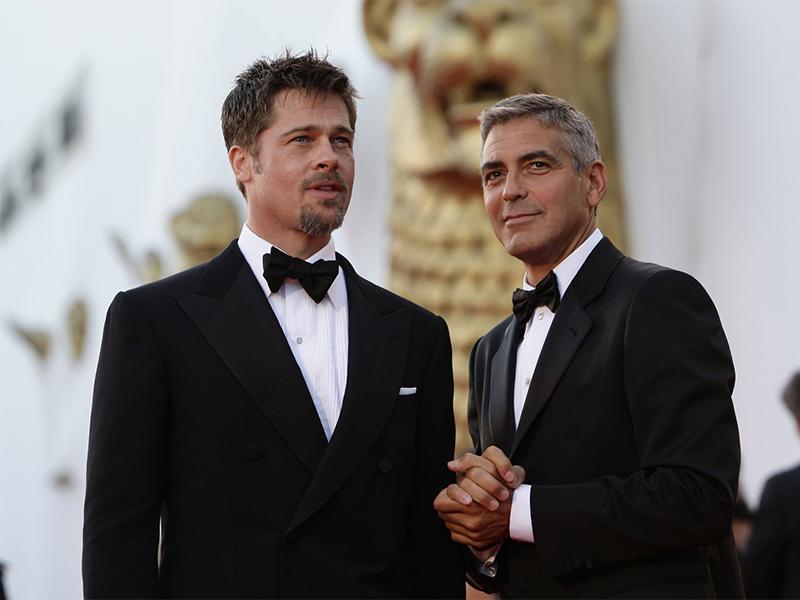 من بينهم جورج كلوني وجوني ديب... إليك أكثر الممثلين وسامة في عالم السينما