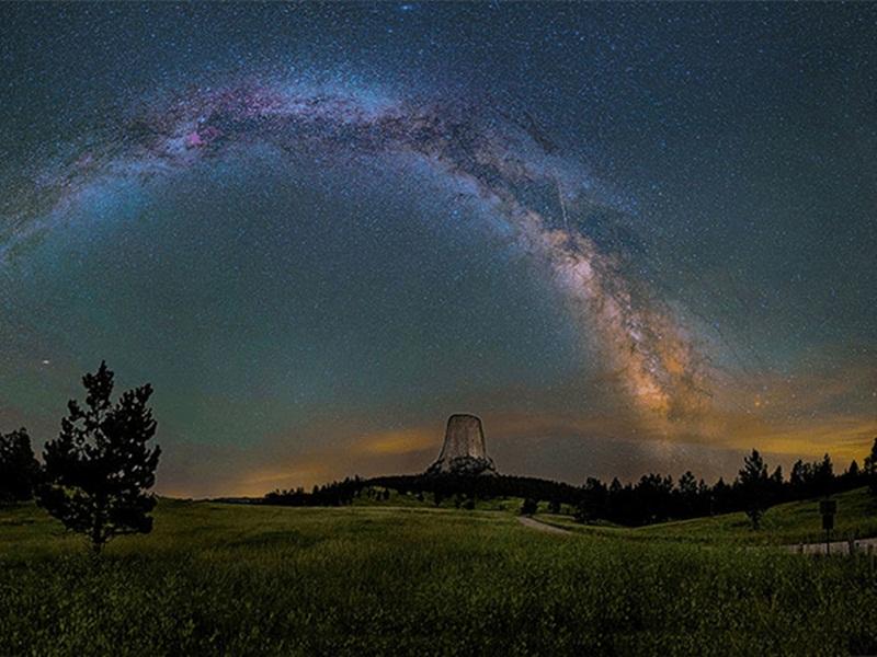 اجمل الصور للسماء ليلا