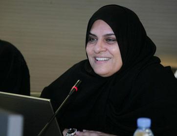 رجاء القرق السيدة العربية الأكثر تأثيرا في الشركات العائلية