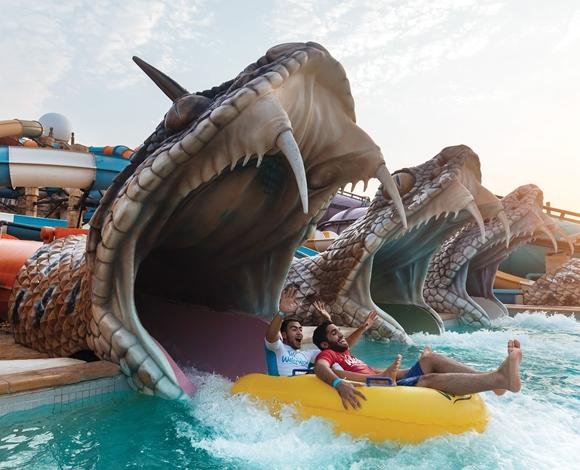 جولة على جزيرة ياس الإماراتيّة واحدة من أجمل البُقع الجغرافيّة في العالم