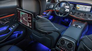 شركة ت. غرغور وأولاده تكشف عن سيارة مرسيدس-بنز الفئة-S الجديدة
