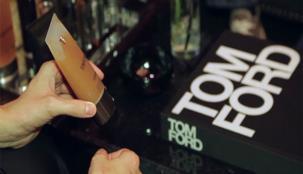 رائد في كواليس حفل إطلاق توم فورد لمجموعة الرجال الجديدة