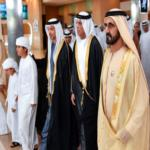 احتفال الشيخ محمد بن راشد بزفاف ابنته بدبي .. فيديو
