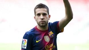 خوردي يرد على تقارير رحيله عن برشلونة