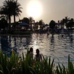 إطلالة ساحرة للفنانة نانسي عجرم على شواطئ دبي