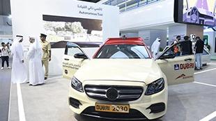 اضغط لمشاهدة الفيديو: دبي تطلق أول تاكسي ذاتي القيادة في المنطقة العربية