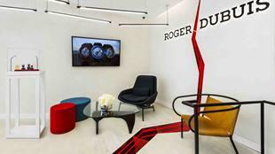 روجيه دوبوي تفتتح بوتيكاً جديداً لها في الولايات المتحدة الأميركية