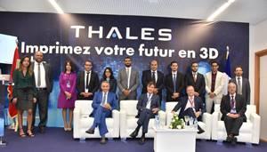 الطباعة ثلاثية الأبعاد للمعادن: تاليس تؤسس مركزاً عالمياً للخبرات في المغرب