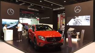 سيارات مرسيدس-بنز الشرق الأوسط ترعى مسابقة المهارات العالمية أبوظبي 2017