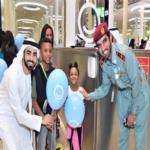 في يوم السعادة العالمي.. دبي تستقبل زائريها بطريقة مميزة