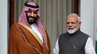اضغط لمشاهدة الفيديو: الهند تكسر البروتوكول في استقبال ولي العهد السعودي