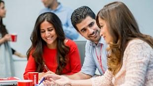 الإحتفال باليوم العالمي للشباب في دبي