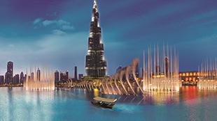 برج خليفة يحتفي بمرور 10 أعوام على استخدامه التقنيات المتصلة وتكنولوجيا إنترنت الأشياء