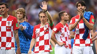 الترتيب النهائي لمنتخبات كأس عالم 2018