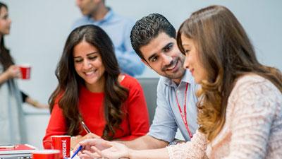 الاحتفال باليوم العالمي للشباب في دبي