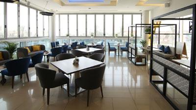 """مطعم سيسامي يسحر دبي بمفهوم جديد، مفهوم """"المأكولات العالمية"""""""