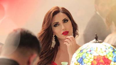 """نسرين طافش الأولى بين ممثلي سورية ولبنان في قائمة """"فوربس"""""""