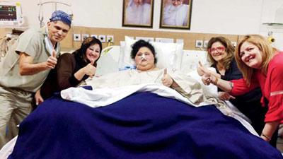 بعد معانتها منذ الولادة مع المرض.. أسمن إمرأة في العالم تودع الحياة